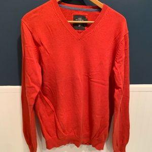 H&M Large V-Neck Sweater
